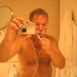 Jeffrey Brushing His Teeth