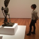 Dani Dobkin at MoMA